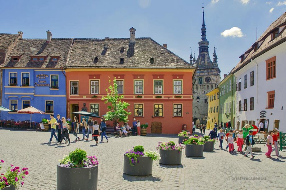 sighisoara-colors