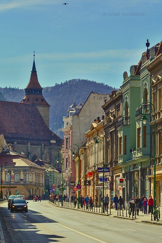 Old Brasov