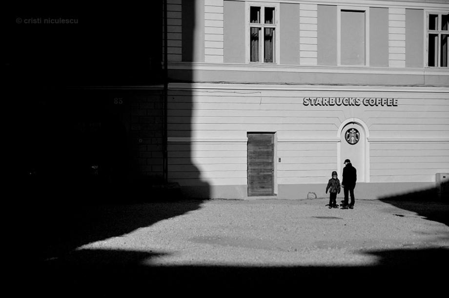 Starbucks Shadow