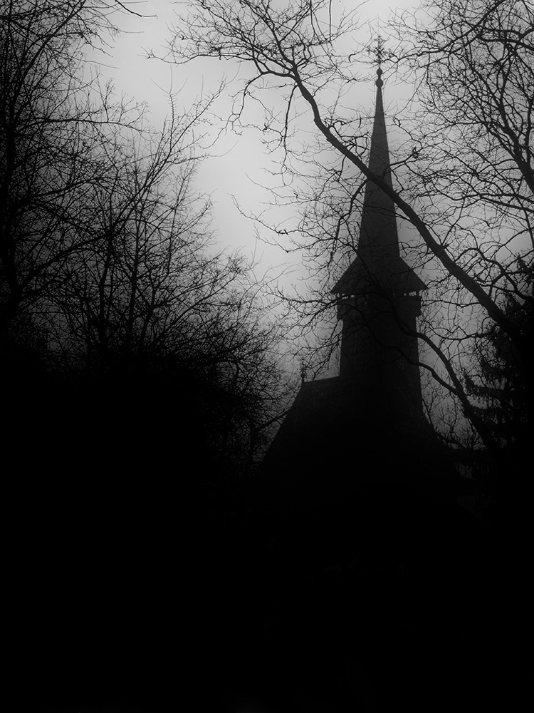 Biserica din lemn II