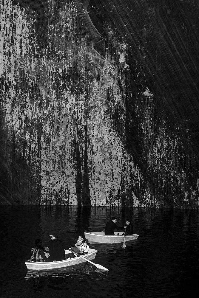 Lacul din salina