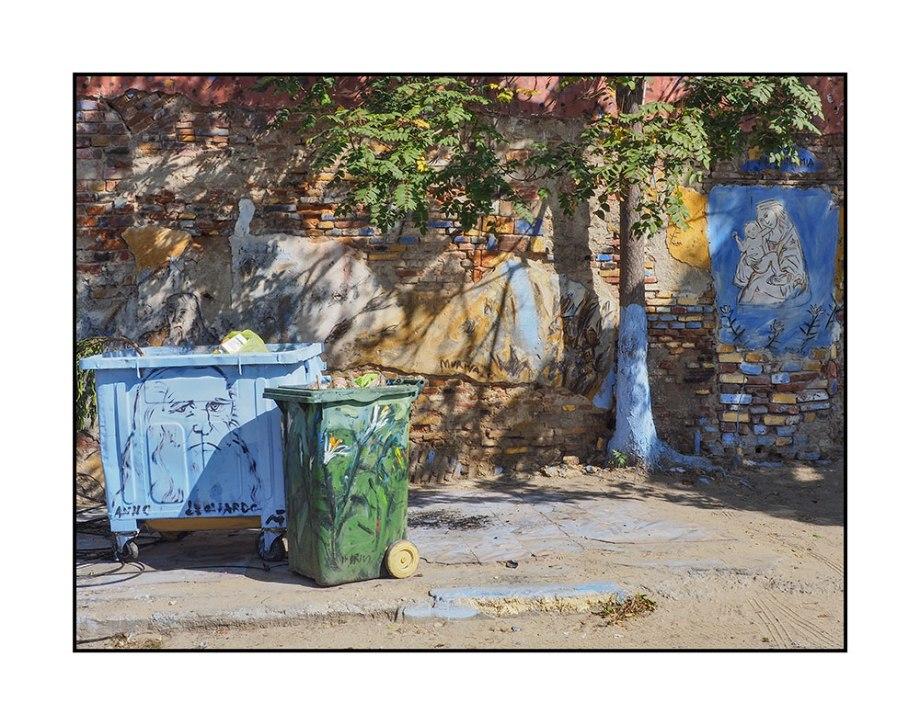 Arta la gunoi