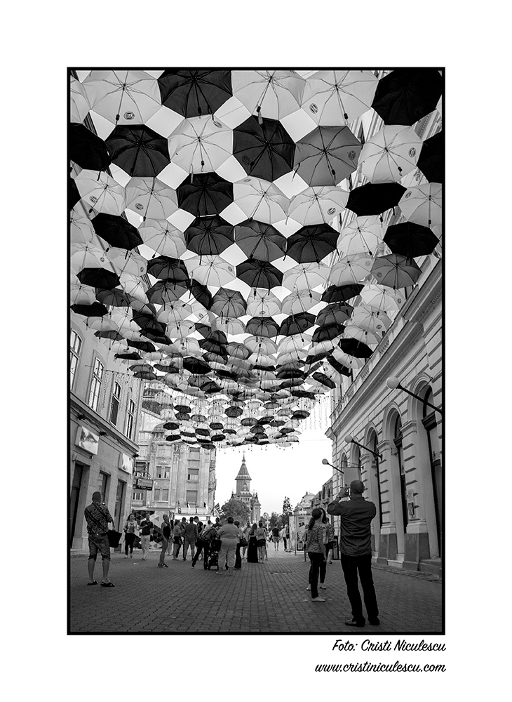 Poze cu umbrele